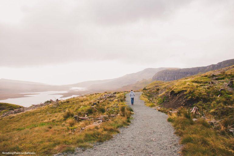 Ultimate road trip in Scotland Highlands - Old Man of Storr, Isle of Skye, Scottish Highlands, Scotland - Travel Blog 10