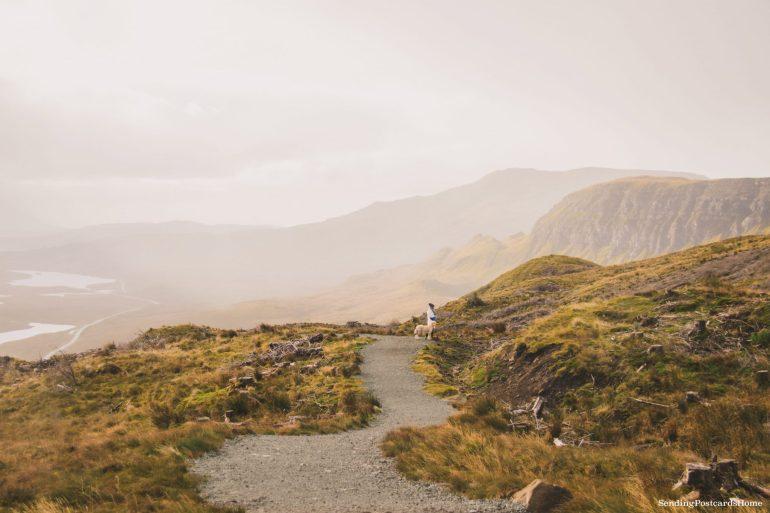 Ultimate road trip in Scotland Highlands - Old Man of Storr, Isle of Skye, Scottish Highlands, Scotland - Travel Blog 3