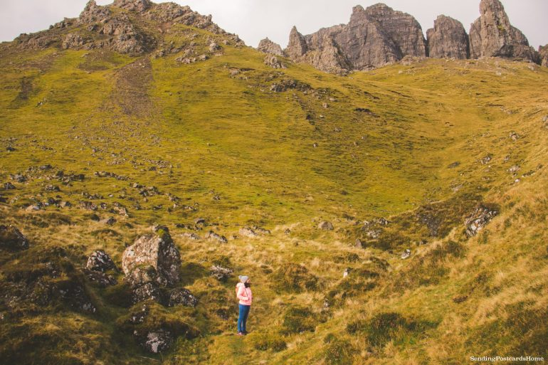 Ultimate road trip in Scotland Highlands - Old Man of Storr, Isle of Skye, Scottish Highlands, Scotland - Travel Blog 5
