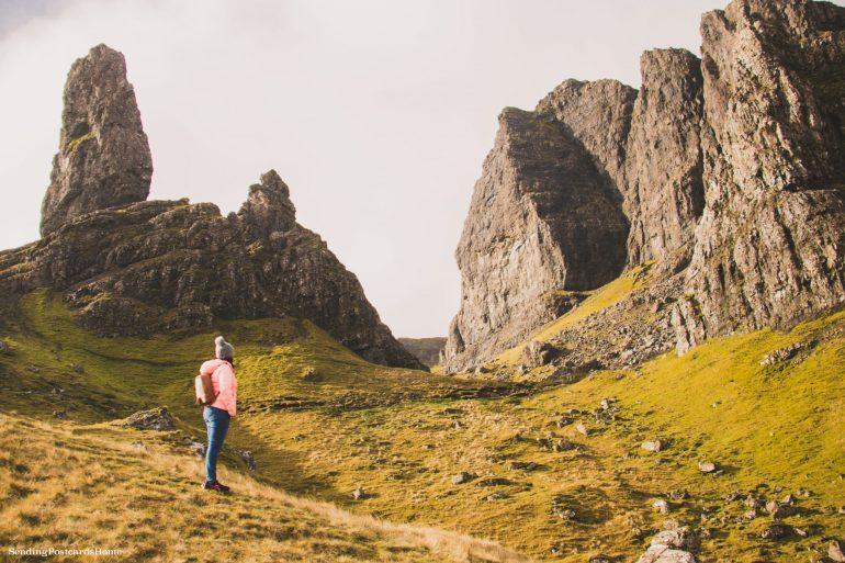Ultimate road trip in Scotland Highlands - Old Man of Storr, Isle of Skye, Scottish Highlands, Scotland - Travel Blog 6