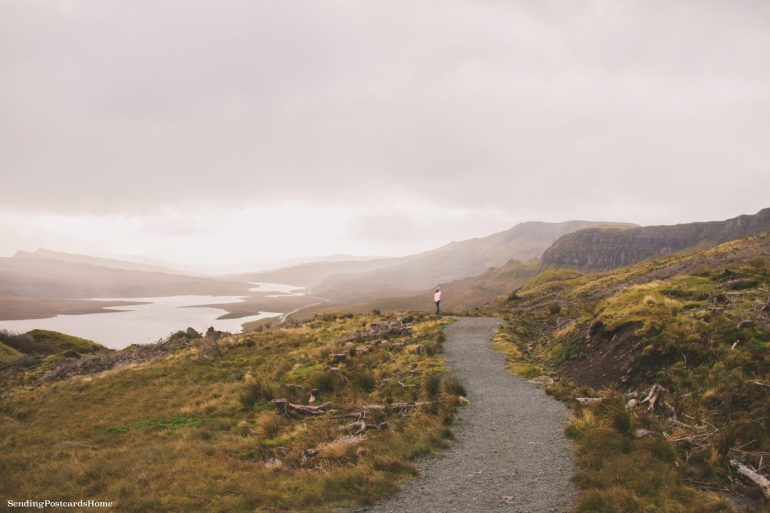 Ultimate road trip in Scotland Highlands - Old Man of Storr, Isle of Skye, Scottish Highlands, Scotland - Travel Blog 8