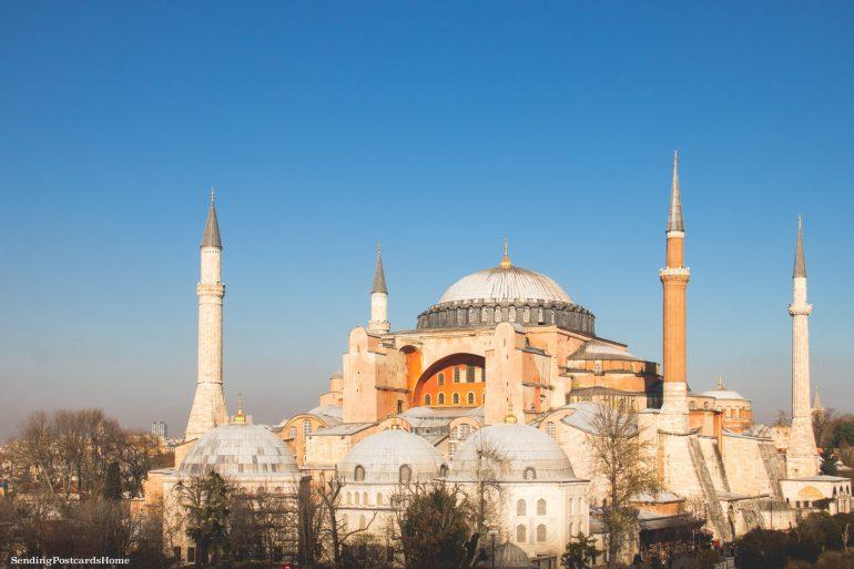 Transportation Guide in Istanbul - Aya Sofia, Istanbul, Turkey - 1