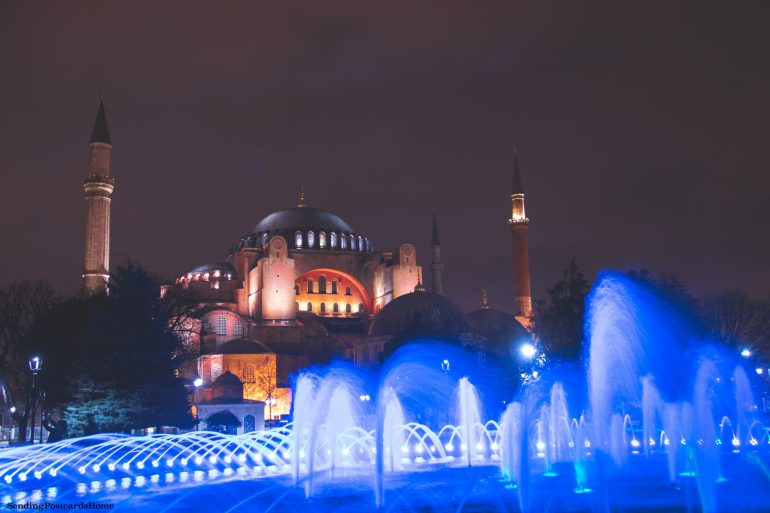 15 amazing things to do in Istanbul - Aya Sofia, Istanbul, Turkey - 2