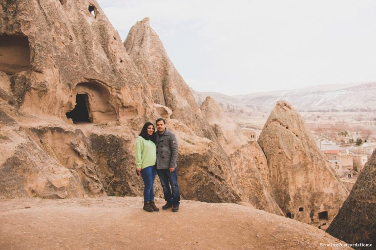 Is Turkey Safe? - Fairy chimneys, Cappadocia, Turkey - Travel Blog 1