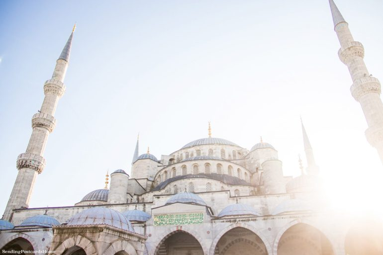 15 amazing things to do in Istanbul - Sultanahmet Mosque, Blue Mosque, Istanbul, Turkey - 3