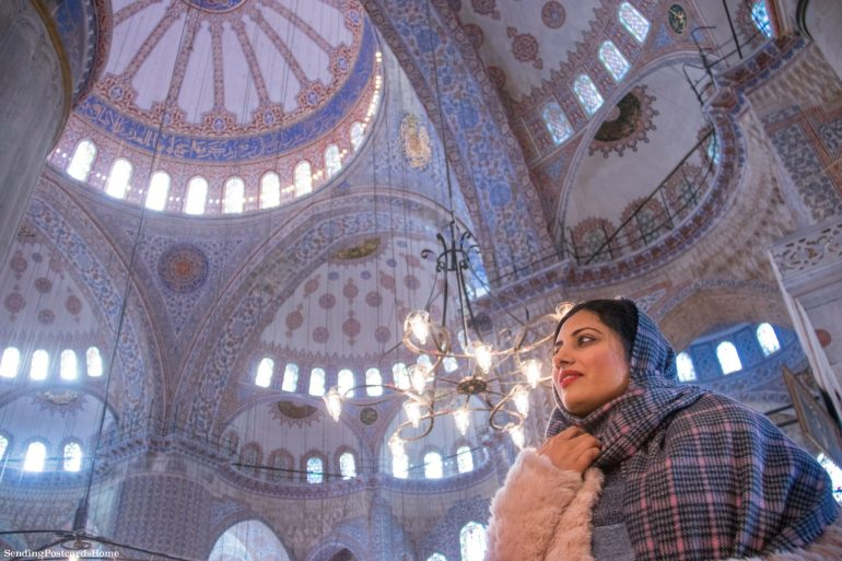 Transportation Guide in Istanbul - Sultanahmet Mosque, Blue Mosque, Istanbul, Turkey - 5