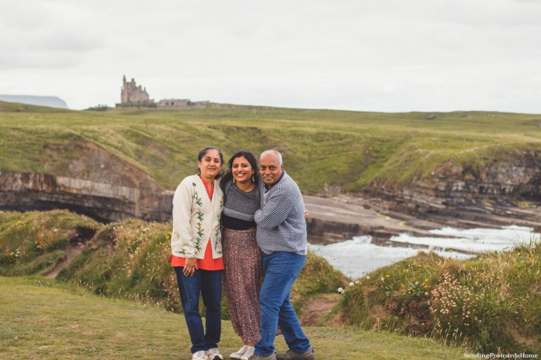 Weekend road trip to county Sligo, Ireland - Classiebawn Castle, Mullaghmore 3