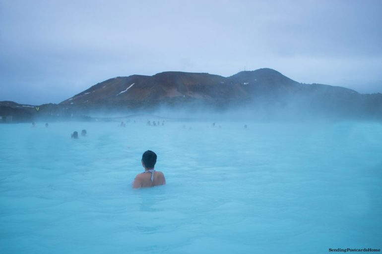 Itinerary for winter / spring road trip in Iceland - Blue Lagoon