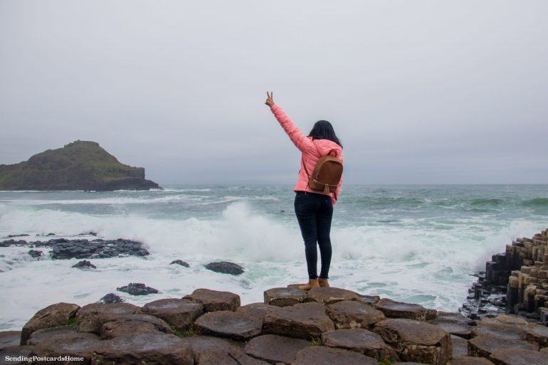 The Drive to Giants Causeway and Beyond; Northern Ireland 2