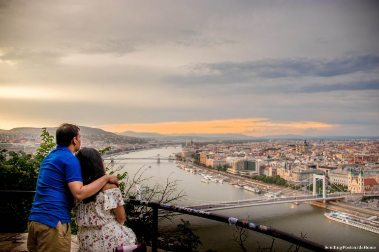 weekend getaway guide to Budapest - Budapest view 1