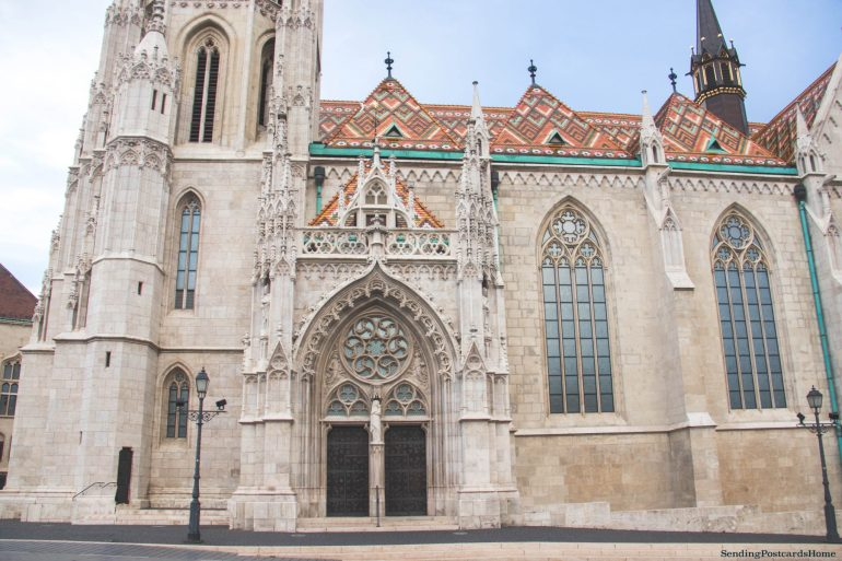 weekend getaway guide to Budapest - Fisherman bastion _ Matthias Church _ Budapest _ 10