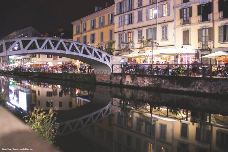 Naviglio Grande _ Top 5 Experiences in Milan You Can't Miss