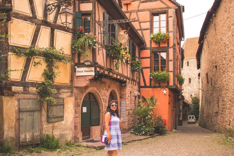 Picturesque Alsace _ Riquewihr 3
