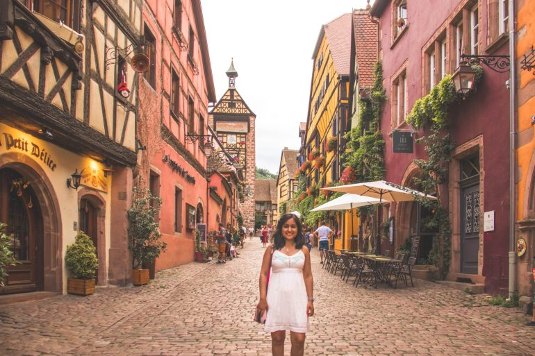 Picturesque Alsace _ Riquewihr 4
