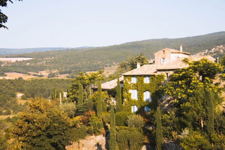 Charming village in Provence