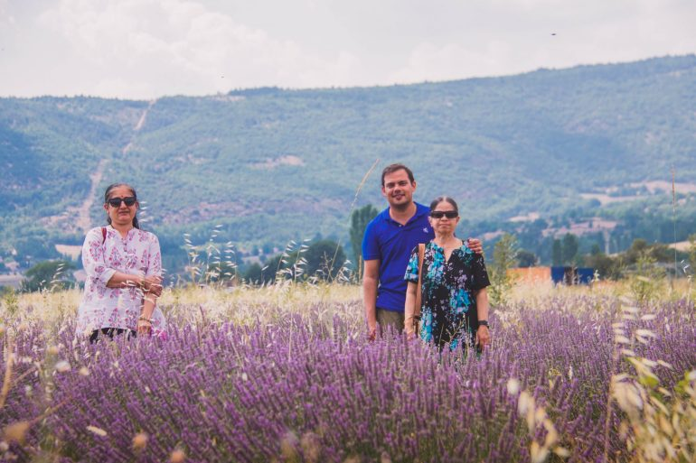 Provence and it's majestic Lavender fields 8