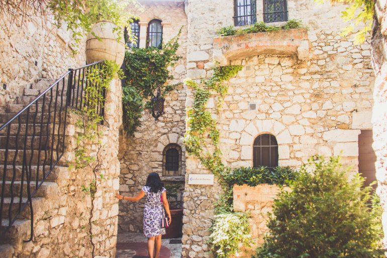 Travel guide for the French Riviera, Eze, Coastal Village , Côte d'Azur 4