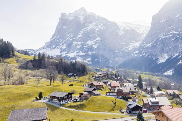 Grindelwald, 3 amazing days in Interlaken, Switzerland