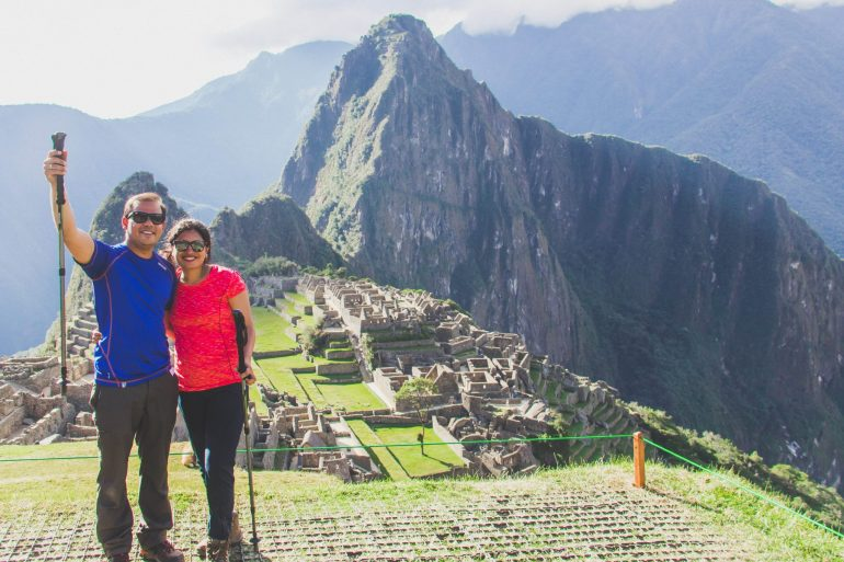 Machu Picchu Hike Peru travel itinerary