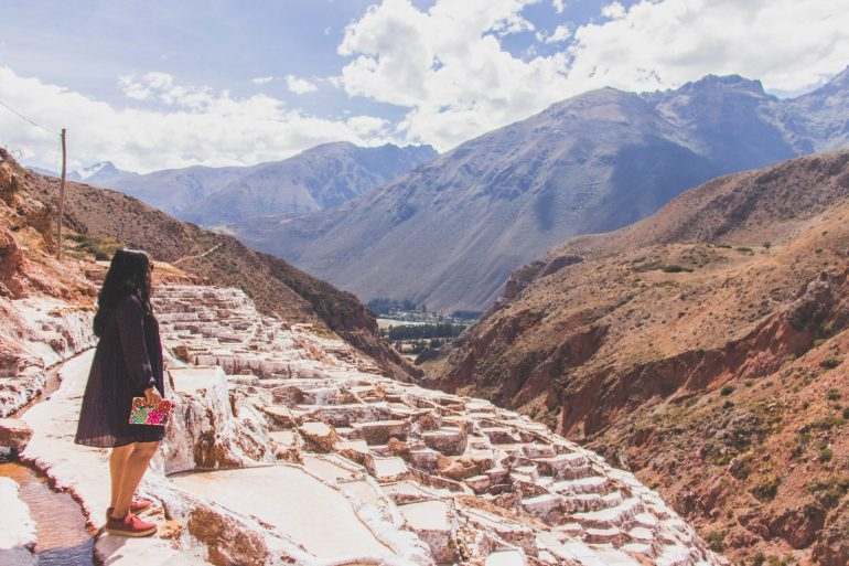 Maras, Sacred Valley, Peru travel itinerary