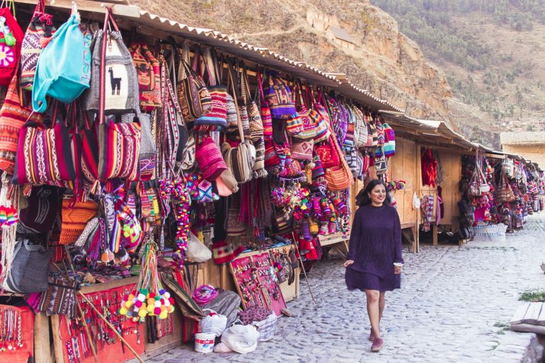 Shopping in Peru, travel, next holiday destination