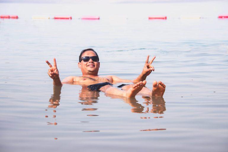 Experiencing Dead Sea Jordan 1