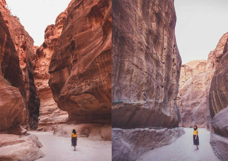 Exploring Petra 1