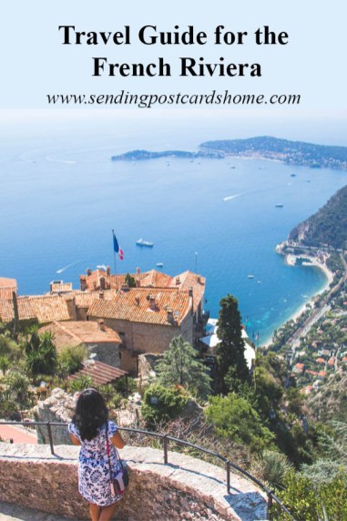 Travel Guide for the French Riviera - P