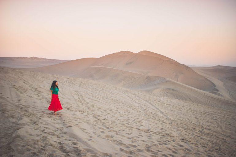 Huacachina, Sandboarding and Buggy rides