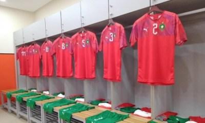 Puma dévoile les nouveaux maillots des Lions de l'Atlas