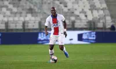 Compositions Brest-PSG : Danilo est bien aligné en défense centrale