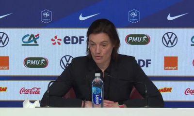 Corinne Diacre sur la présence des Lyonnaises cas contact : « Aucune raison de se poser des questions »