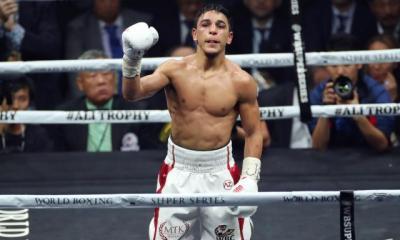 Le champion du monde WBC des poids coq Nordine Oubaali appelle à l'aide et interpelle Emmanuel Macron