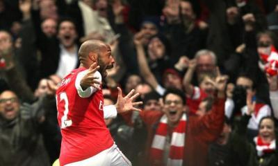 Thierry Henry confirme le projet de rachat d'Arsenal
