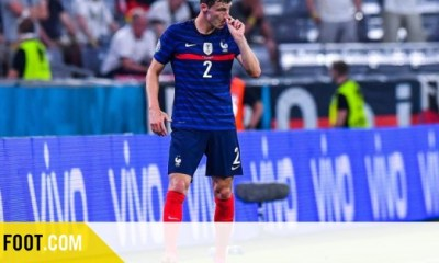 Le casse-tête Benjamin Pavard / Euro 2020 / Équipe de France / SOFOOT.com
