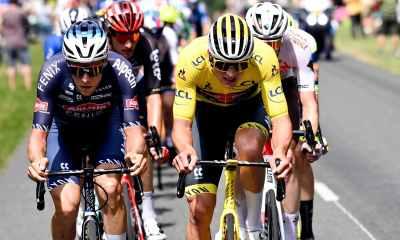 Tour de France en direct: une échappée royale avec Van der Poel et Van Aert