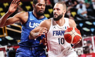 JO Tokyo 2021 : l'équipe de France de basket renverse l'ogre américain et lance parfaitement son tournoi