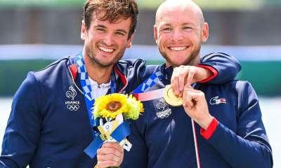 JO de Tokyo 2021 : troisième médaille d'or pour la France, doublé pour Ariarne Timus en natation