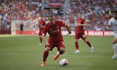 L'OL annonce avoir trouvé un accord de principe avec Liverpool pour le transfert de Xherdan Shaqiri