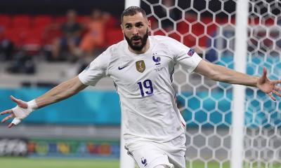 EdF : Karim Benzema dépasse Zinédine Zidane au classement des buteurs
