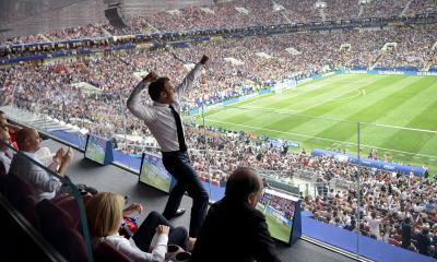 La composition est tombée : Emmanuel Macron associé à Rudi Garcia avec le Variété Club de France