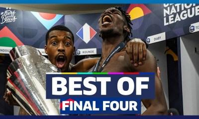 Best Of Final Four I Equipe de France, FFF 2021