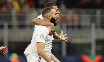 EdF : Karim Benzema aborde sa relation avec Mbappé