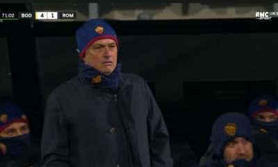 AS Roma: Mourinho allume ses joueurs après le naufrage face à Bodo Glimt