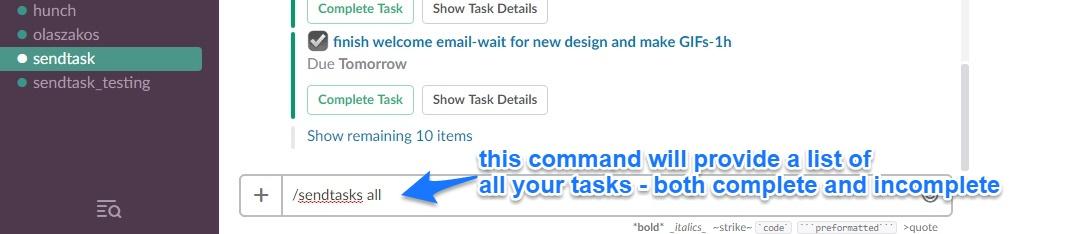 all-tasks
