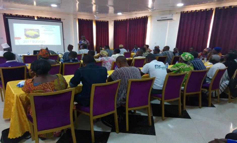ADDRESSING INEQUALITY THROUGH PRO-POOR BUDGET ADVOCACY (AIPBA)