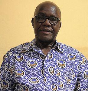 Siapha Kamara, CEO, SEND