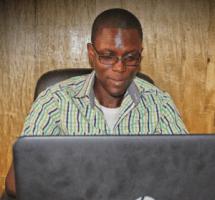 Jonathan Dery, Project Officer, SEND GHANA