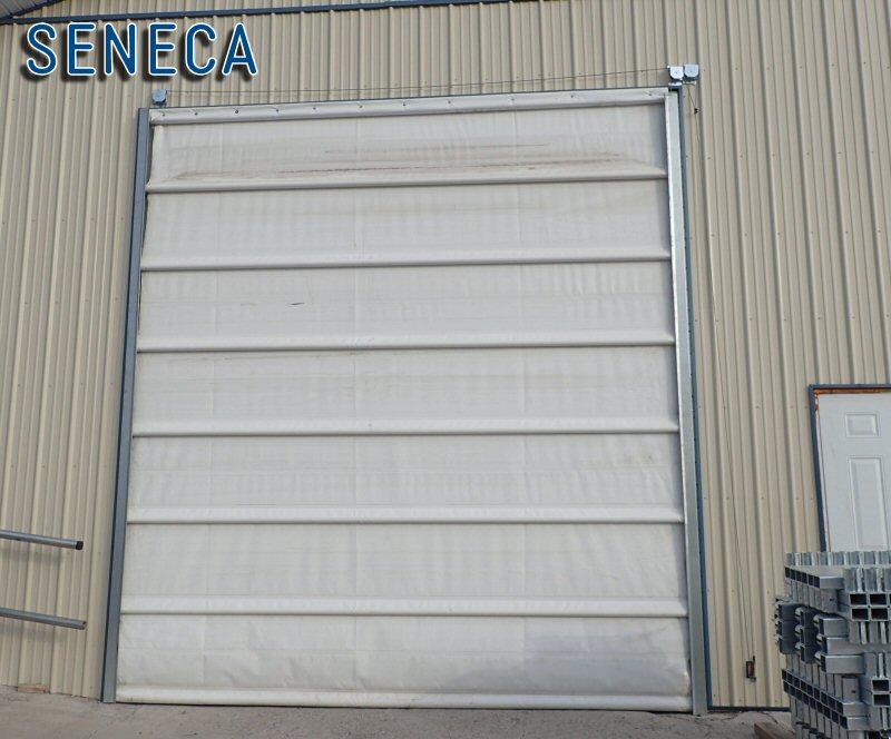 Fabric Doors & Fabric Doors - Seneca Dairy Systems