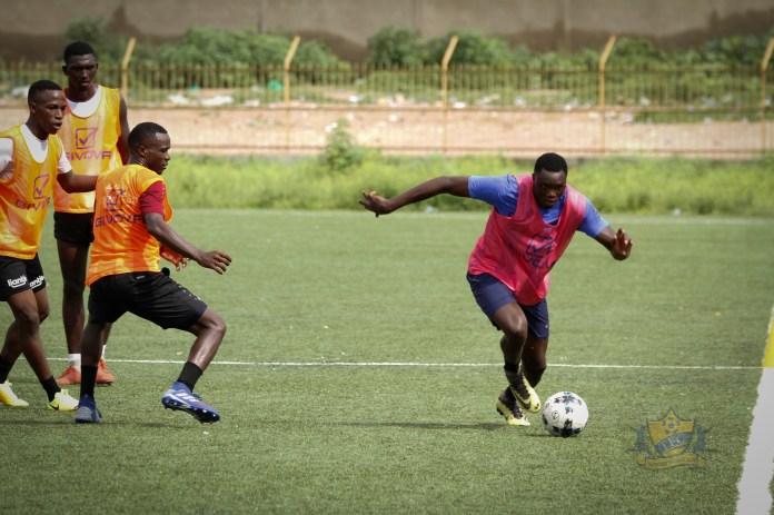 71032149 1437122593105371 8402277012592394240 o - Ligue 1: L'équipe de Dabo, Teungueth FC prépare déjà la saison (Photo)
